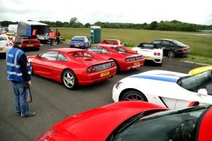 Ferrari Car Park