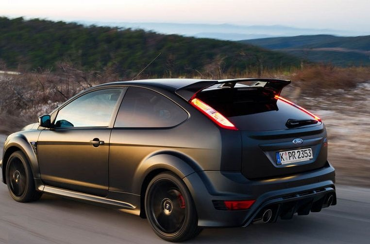Ford Focus Rs 500. Ford Focus RS 500 2
