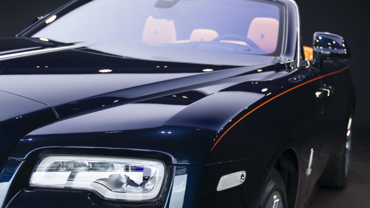 Rolls Royce Dawn About Header