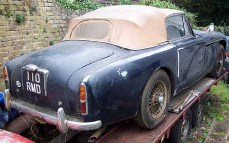Aston Martin DB2 4 Found 2