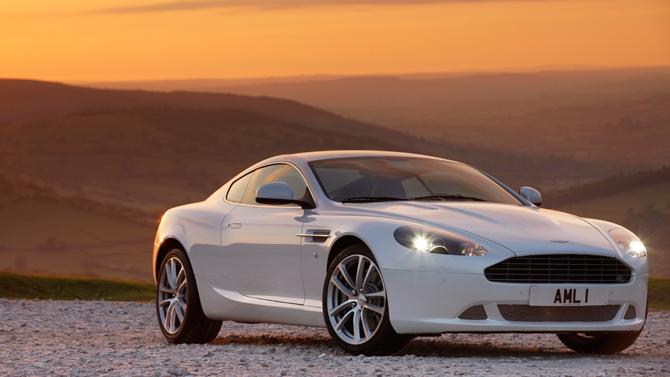 Aston Martin DB9 New