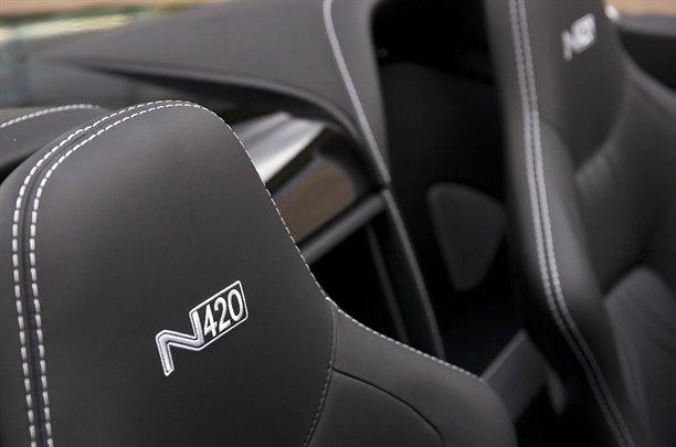 Aston Martin N420 Roadster 11