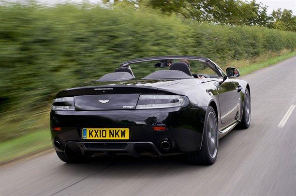 Aston Martin N420 Roadster 3