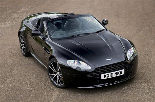 Aston Martin N420 Roadster 4