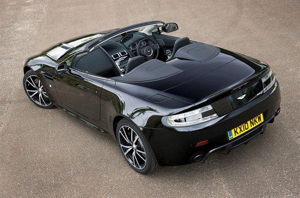Aston Martin N420 Roadster 5