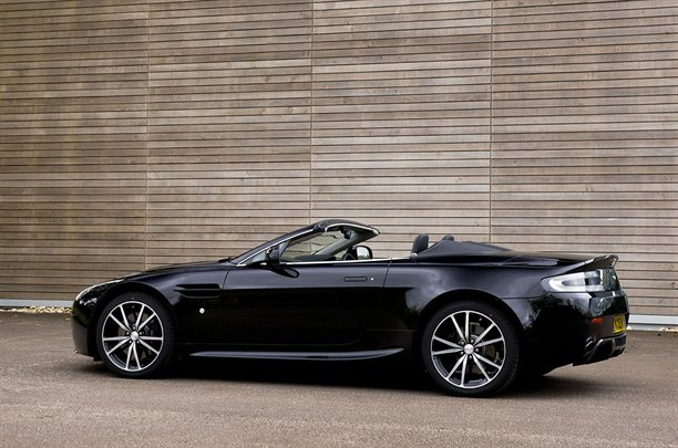 Aston Martin N420 Roadster 6