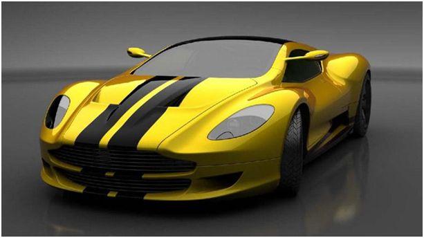 Aston Martin Super Sports 10