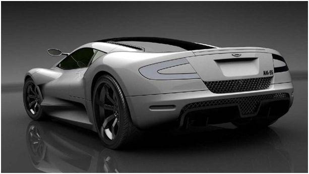 Aston Martin Super Sports 6