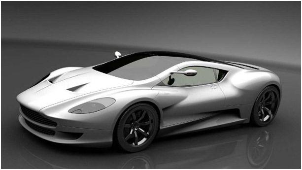 Aston Martin Super Sports 8
