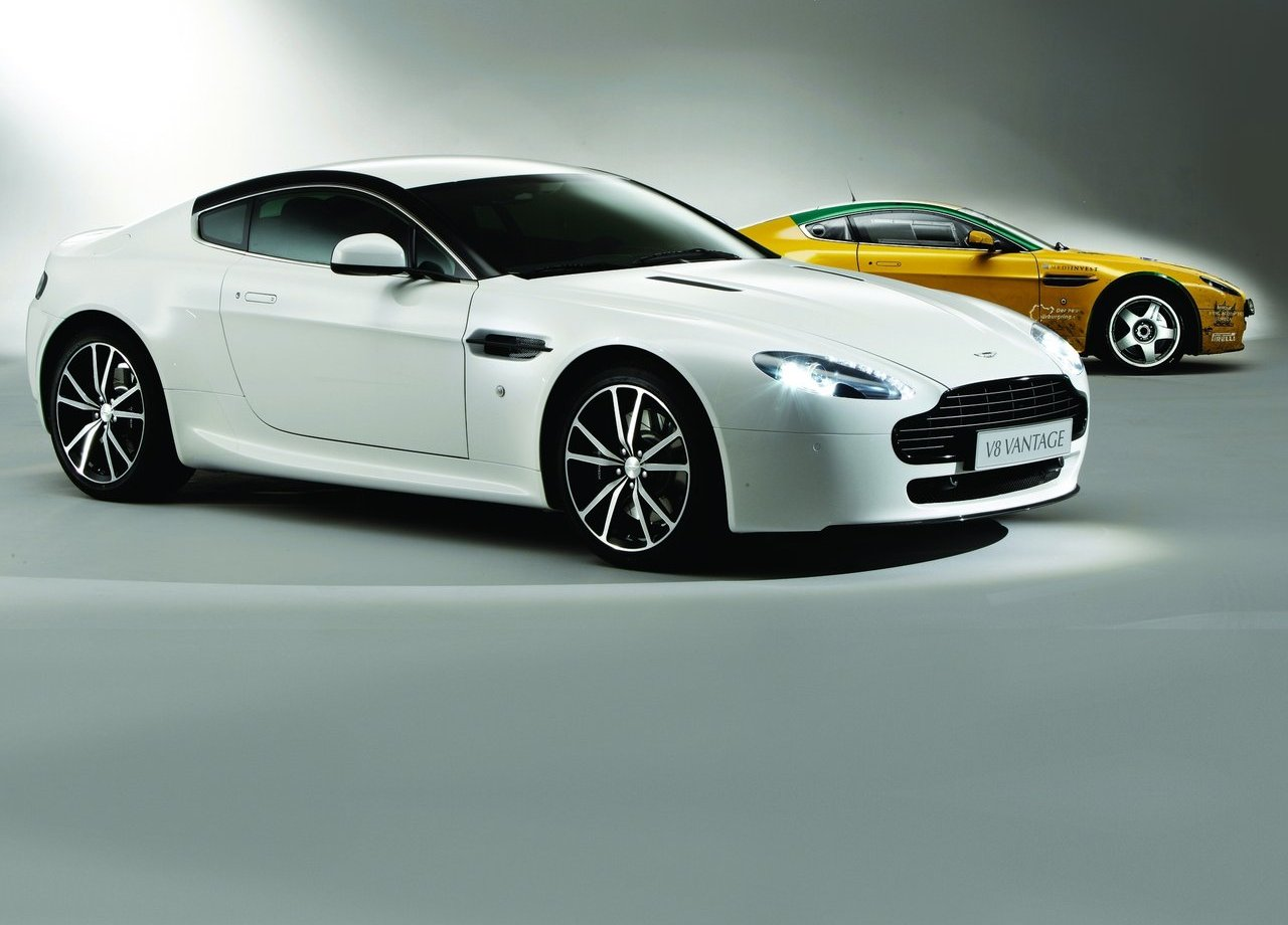 Aston Martin V8 Vantage N420 (5)