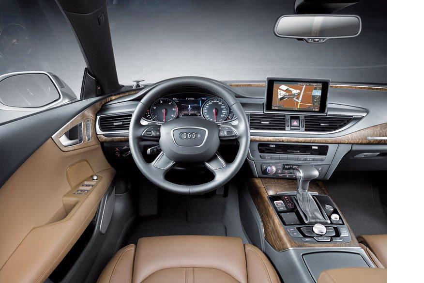 Audi A7 Sportback 3