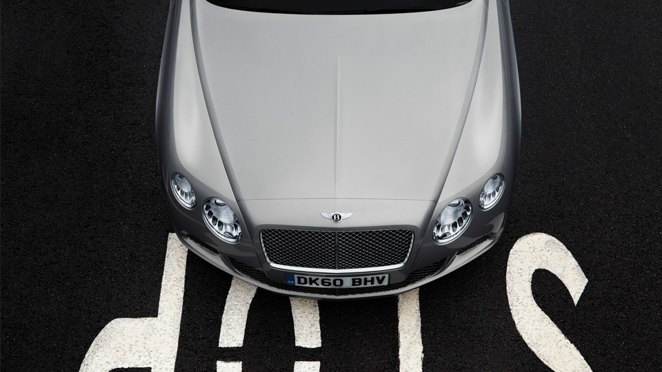 Bentley Continental GT 2010 10