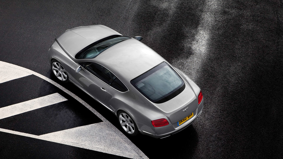 Bentley Continental GT 2010 11