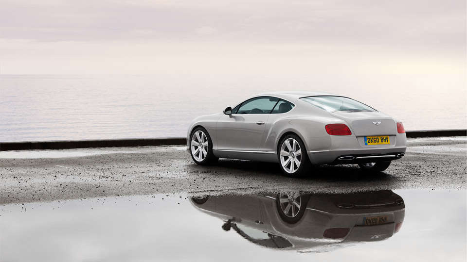 Bentley Continental GT 2010 12