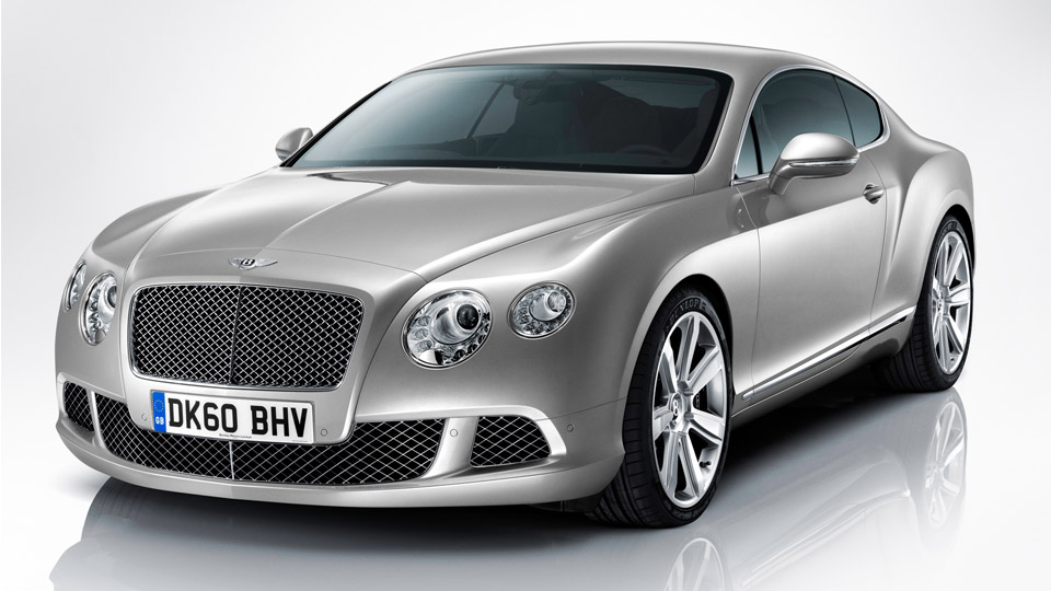 Bentley Continental GT 2010 13