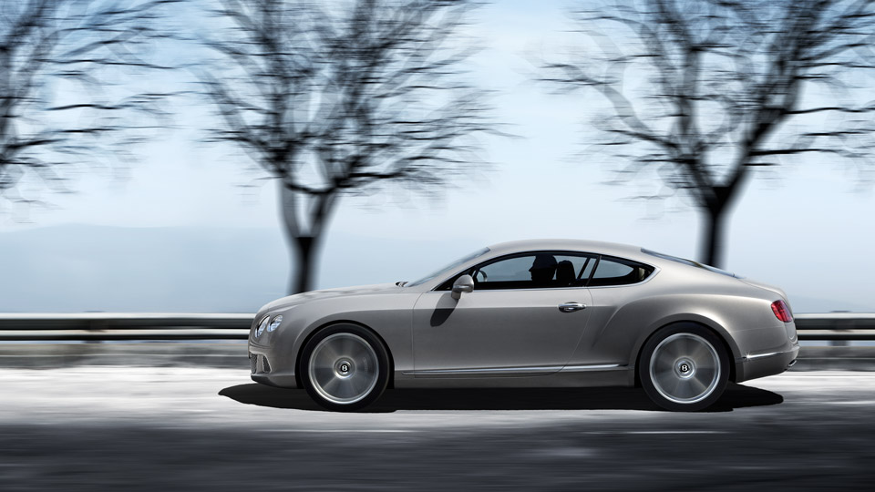 Bentley Continental GT 2010 2