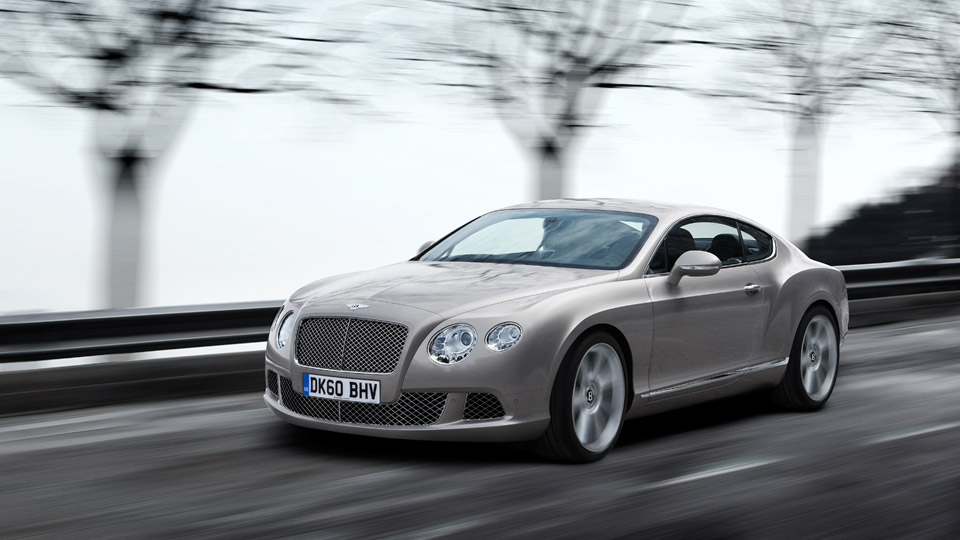 Bentley Continental GT 2010 3