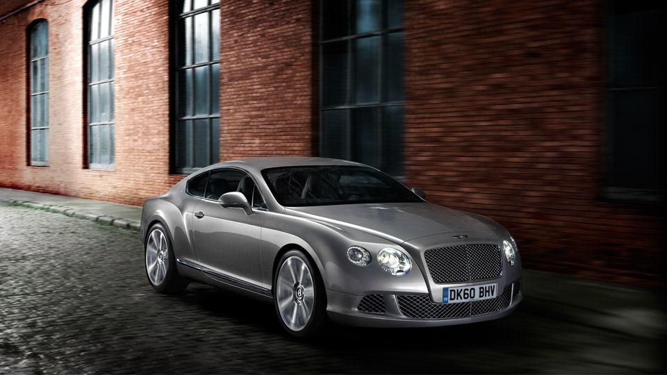 Bentley Continental GT 2010 8