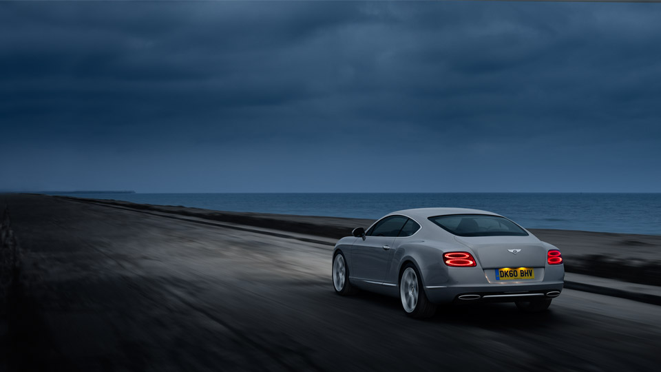 Bentley Continental GT 2010 9