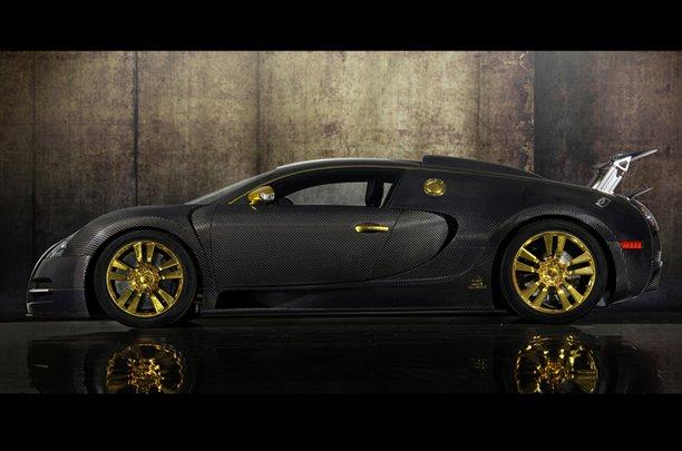 Bugatti Veyron Mansory 3