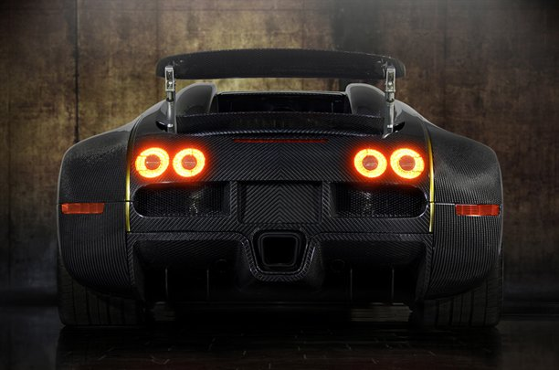 Bugatti Veyron Mansory 5