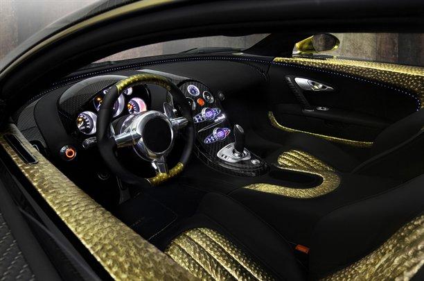 Bugatti Veyron Mansory 6