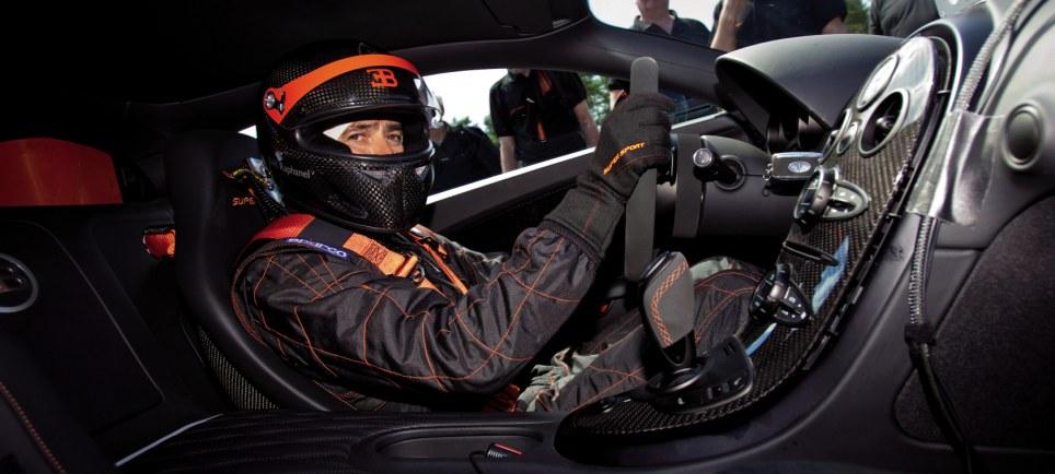 Bugatti Veyron Super Sport 2