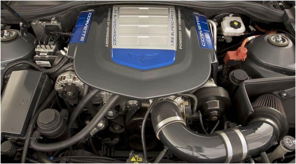 Chevrolet Hennessey Camaro HPE 755 3