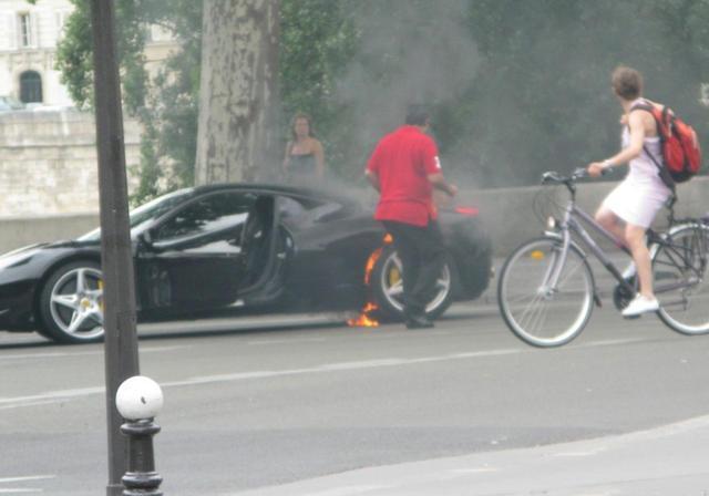 Ferrari 458 Italia Fire 2