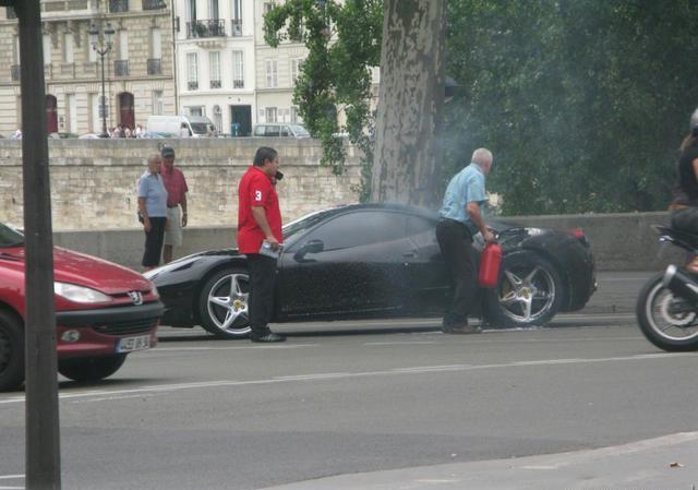 Ferrari 458 Italia Fire 3