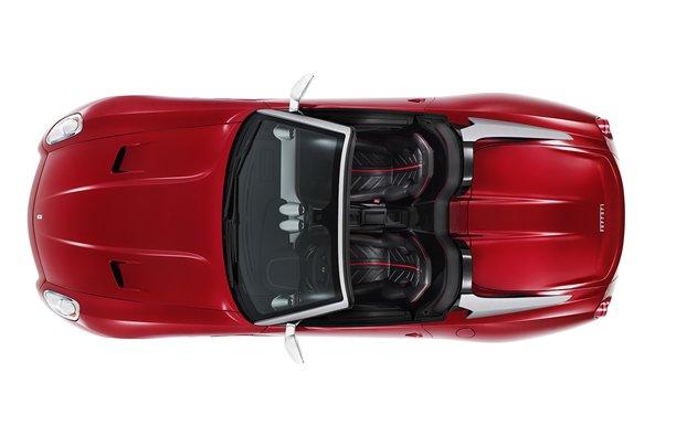 Ferrari 599 SA Aperta 3