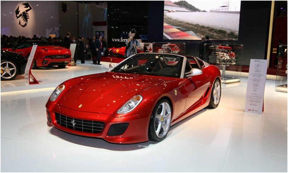 Ferrari 599 SA Aperta 4