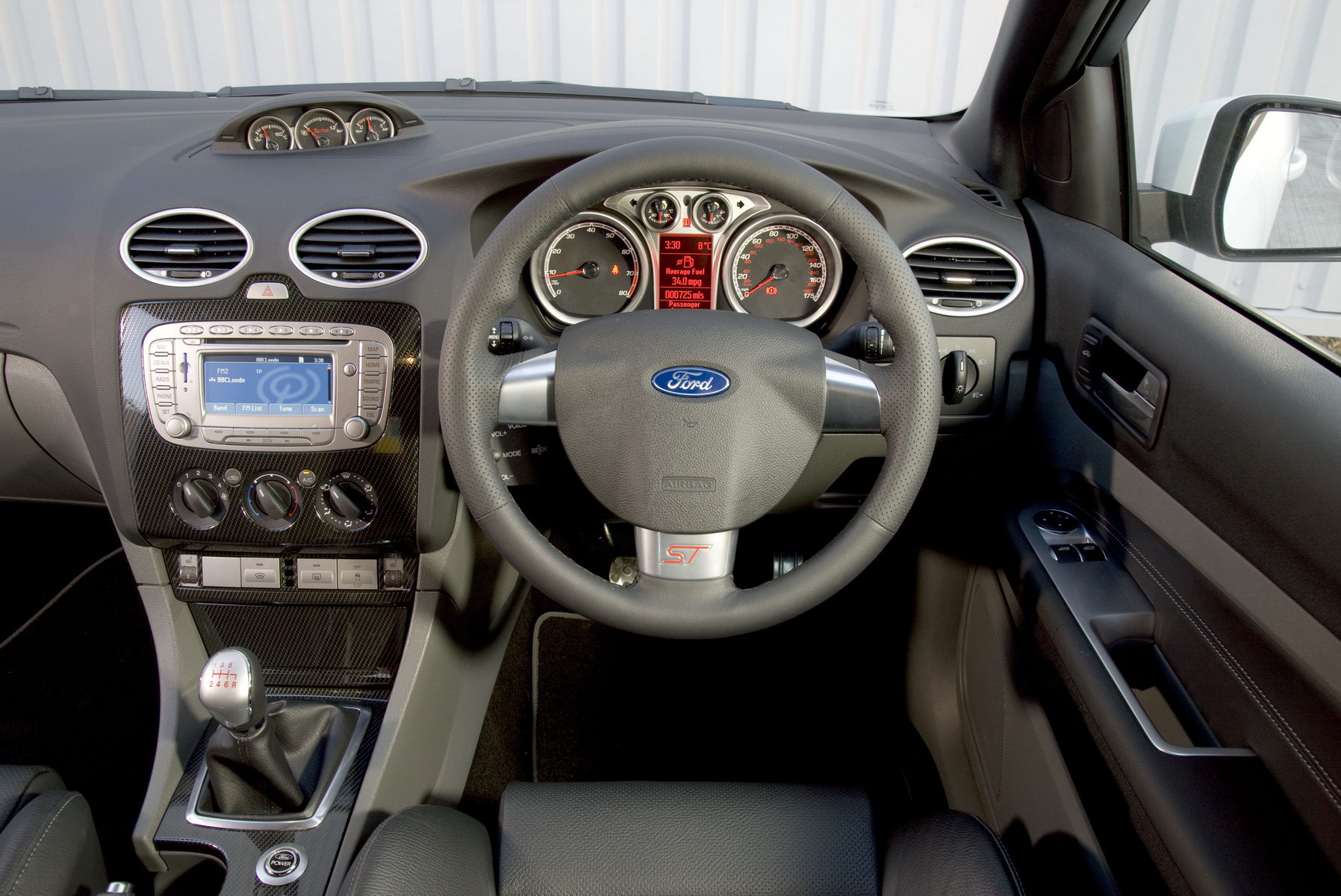 Ford Focus ST 4