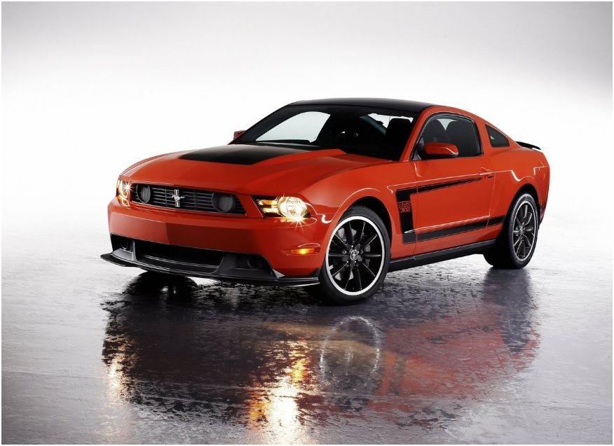 Ford Mstang Boss 302 5