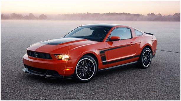 Ford Mustang Boss 302 3