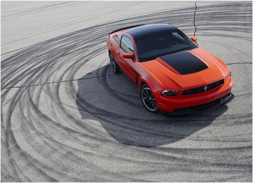 Ford Mustang Boss 302 7