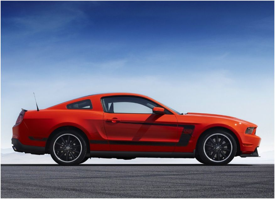Ford Mustang Boss 302 8