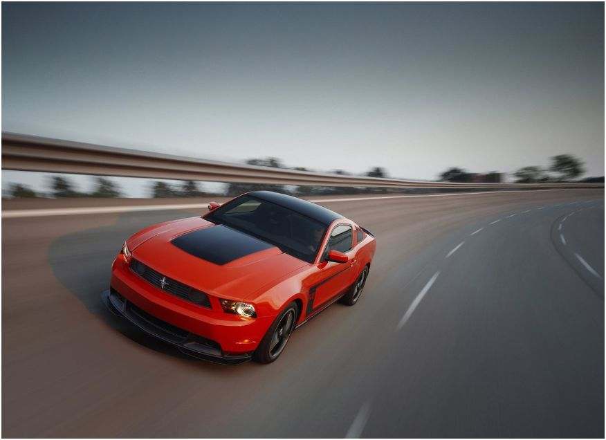 Ford Mustang Boss 302 9