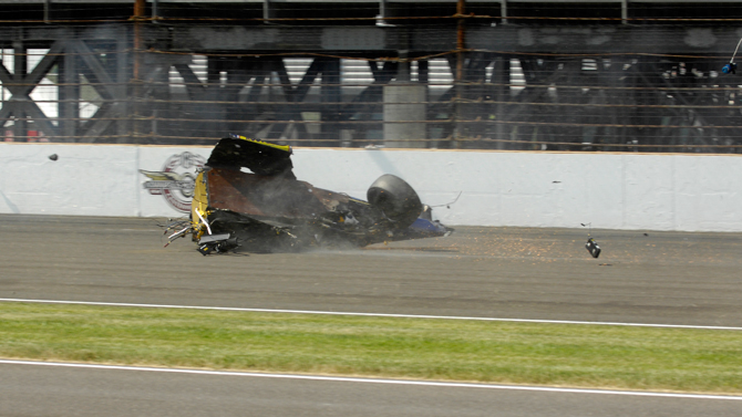 Indy Crash 12
