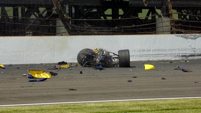 Indy Crash 14