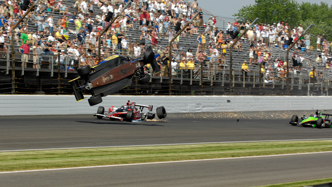 Indy Crash 4
