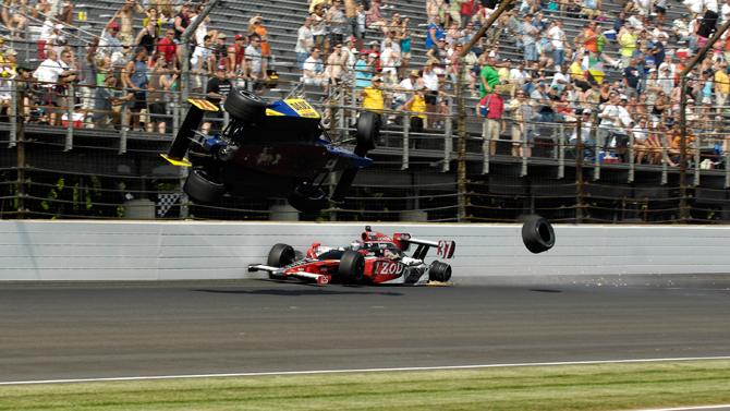 Indy Crash 5