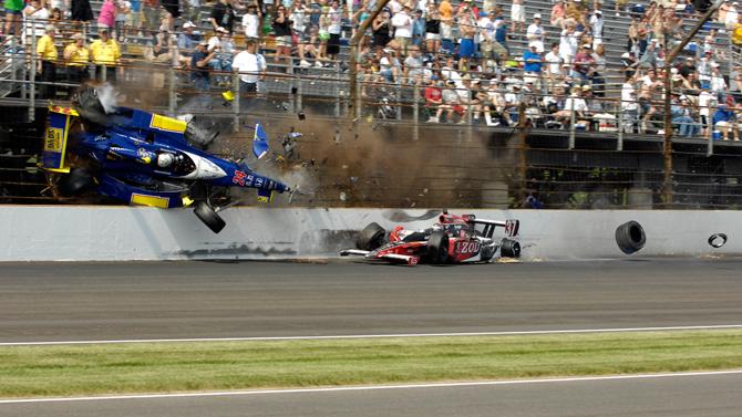 Indy Crash 7