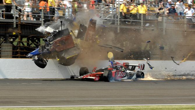 Indy Crash 8
