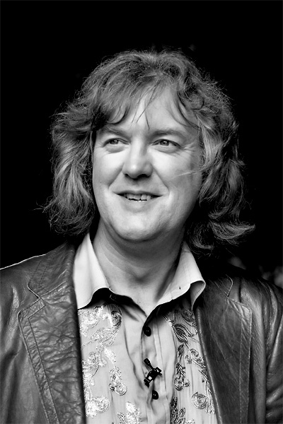 James May Honorary Doctorate 2