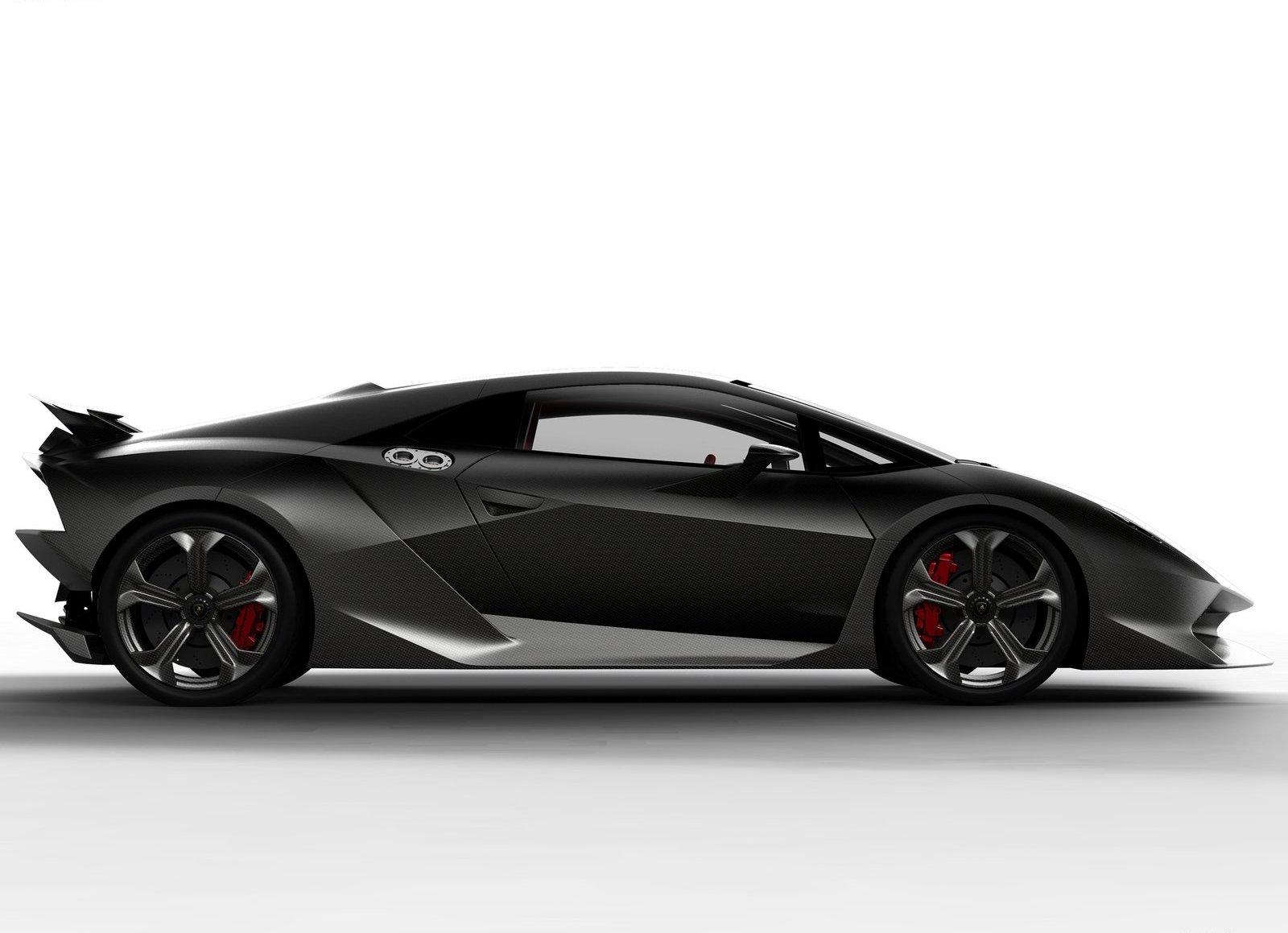 Lamborghini Sesto Elemento Concept 2010 (Paris Motor Show) 1