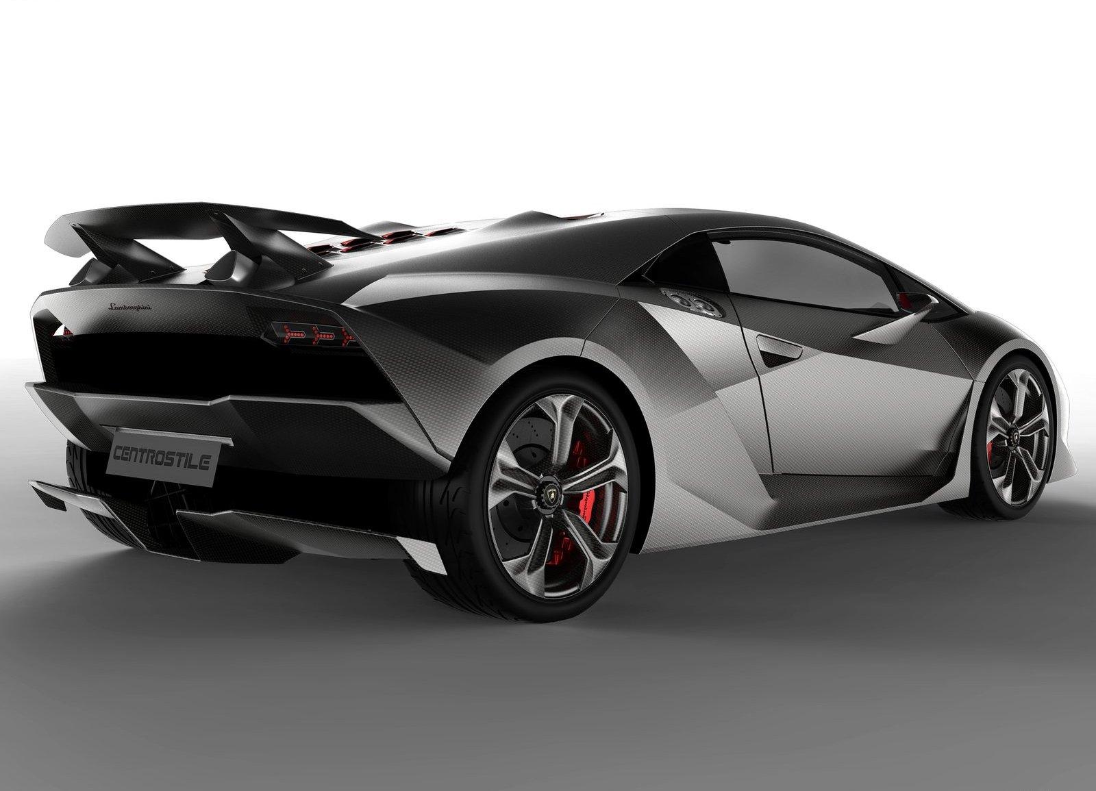 Lamborghini Sesto Elemento Concept 2010 (Paris Motor Show) 2