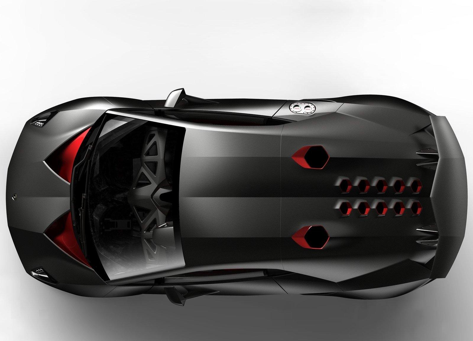 Lamborghini Sesto Elemento Concept 2010 (Paris Motor Show) 3