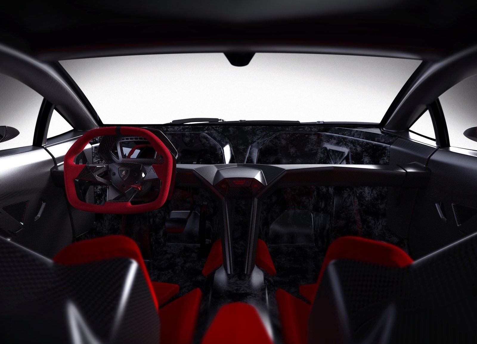 Lamborghini Sesto Elemento Concept 2010 (Paris Motor Show) 4