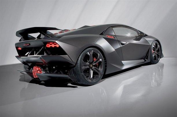 Lamborghini Sesto Elemento Concept 2010 (Paris Motor Show) 6